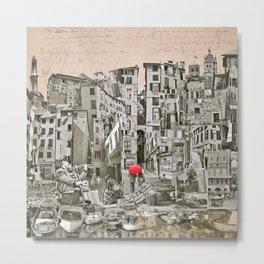 Genova Metal Print