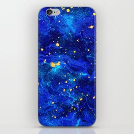 Starry Sky iPhone Skin