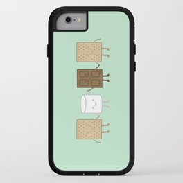 Life is S'more Fun Together (Mint) iPhone Case