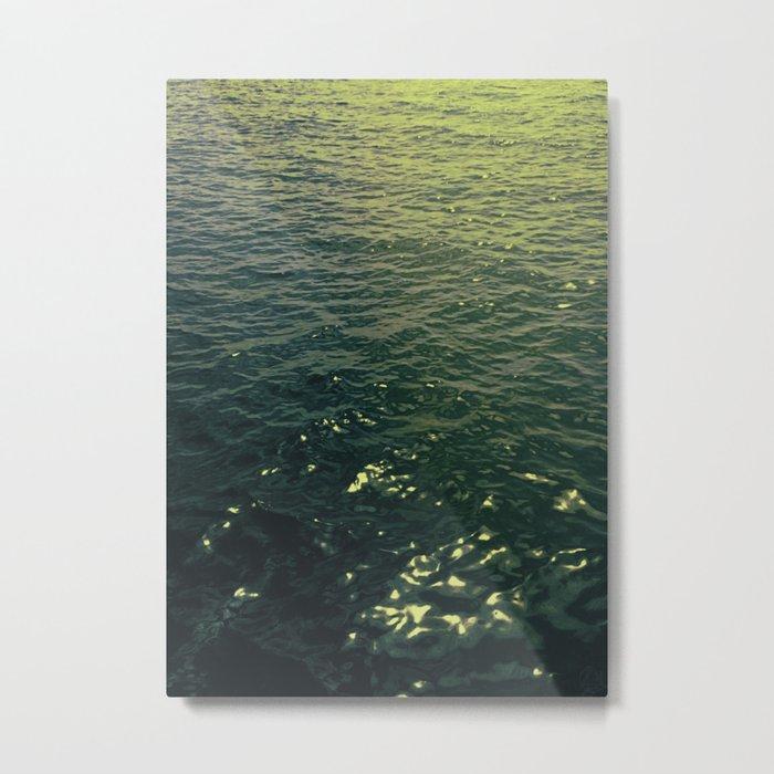 mar Metal Print