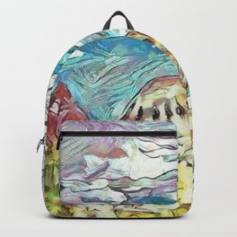 cueva soleada Backpack