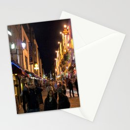 Temple Bar Stationery Cards