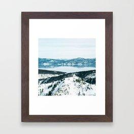 Squaw Framed Art Print