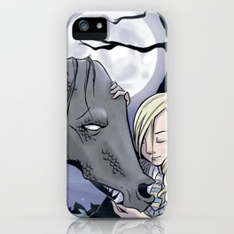Outcasts iPhone Case