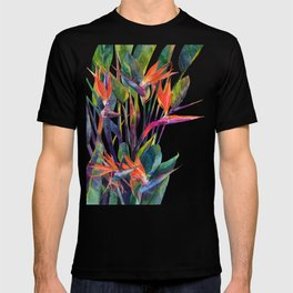 The bird of paradise T-shirt