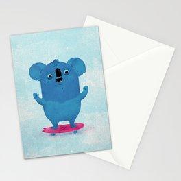 Kickflip Koala Stationery Cards