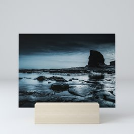 Receding Waters Mini Art Print