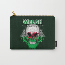 To The Core Collection: Wales Carry-All Pouch
