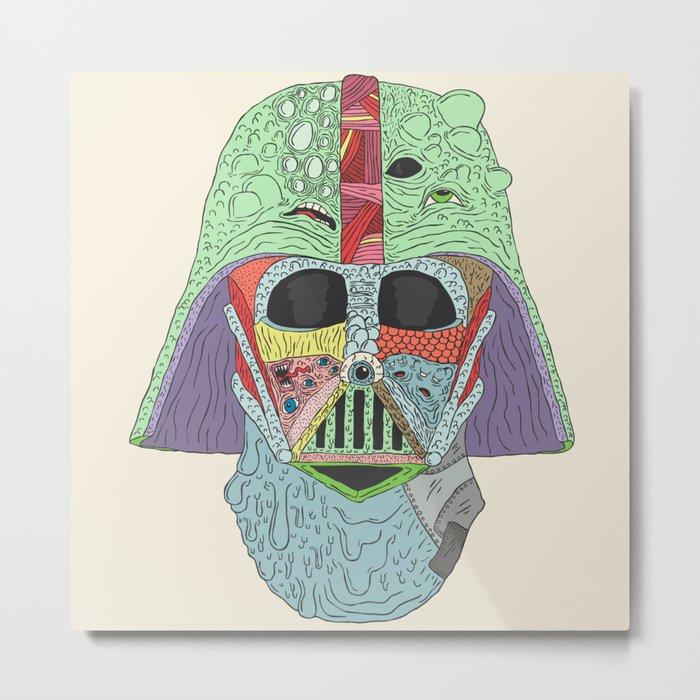 Goreth Vader Metal Print