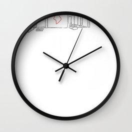 DoD KaLm Wall Clock