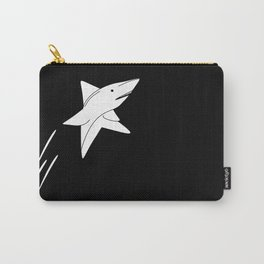 shooting star fish shark Carry-All Pouch