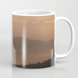 Mountain Love - Landscape and Nature Photography Coffee Mug