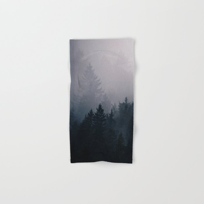 Lost in the Fog Hand & Bath Towel