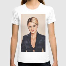 GQ Shailence Woodley T-shirt
