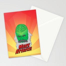 Marx Attacks! Stationery Cards
