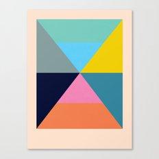Dhurrie Ocean 1 — Matthew Korbel-Bowers Canvas Print