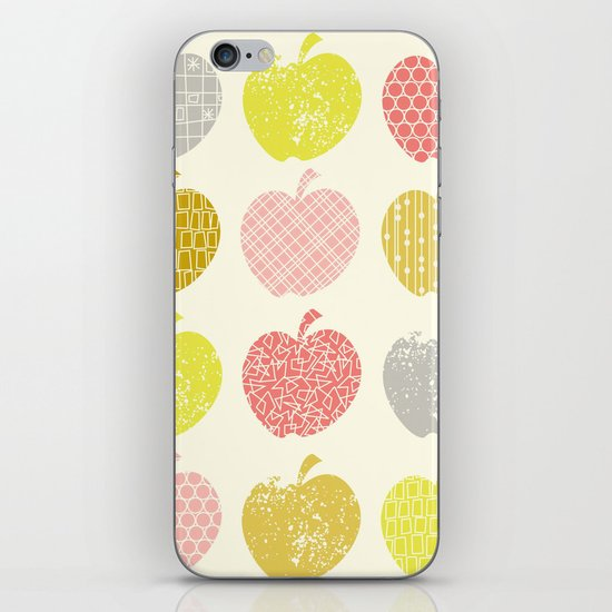 Juicy Fruit iPhone & iPod Skin
