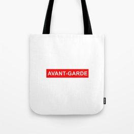avant garde Tote Bag