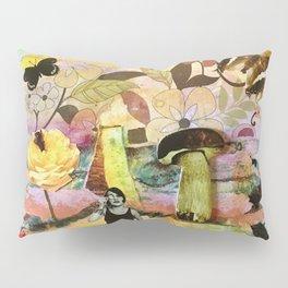 Surreal Summer Dreaming Pillow Sham