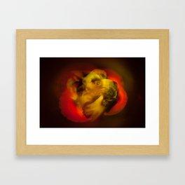 Abstract 7 Framed Art Print