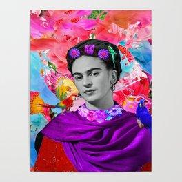 Freeda | Frida Kalho Poster