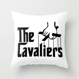 Godfather Cavs (Black) Throw Pillow