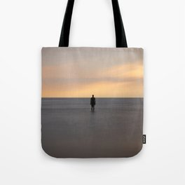 Silent Expectation Tote Bag