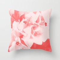 ali Throw Pillows featuring Ali by Keren Shiker