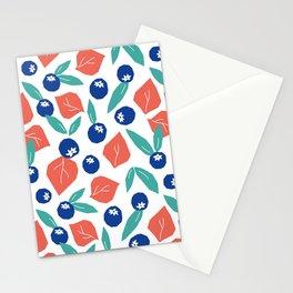 Blueberry jam Stationery Cards