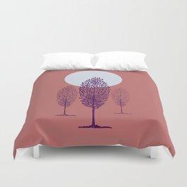 rosa di sera Duvet Cover