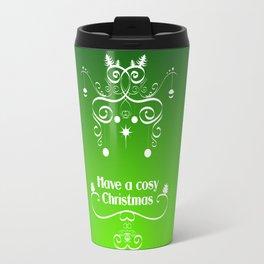 Christmas decorations 2 Travel Mug