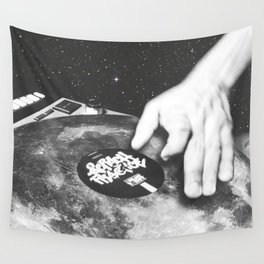 space sirens Wall Tapestry