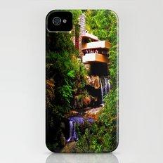 Falling Water Slim Case iPhone (4, 4s)