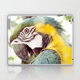 Magical Parrot - Guacamaya Variopinta - Magical Realism Laptop & iPad Skin