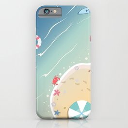 Sandy iPhone Case