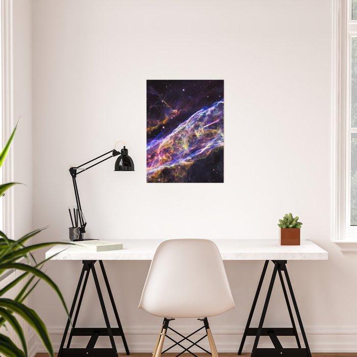 Witch's Broom Nebula Poster