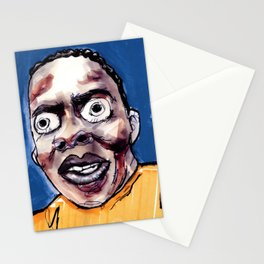 phife with the roughneck business Stationery Cards