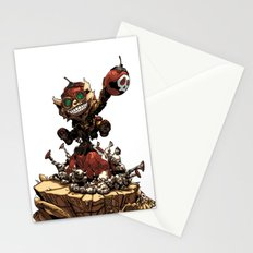 League of Legends Ziggs Stationery Cards