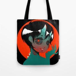 Oni (鬼) Tote Bag