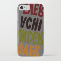 u2 iPhone & iPod Cases featuring o-u2 by gasponce