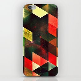 lyvv cylyr iPhone Skin