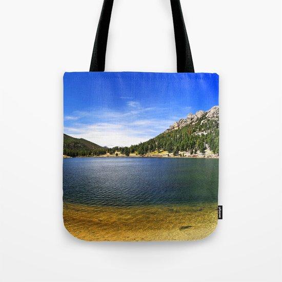 Lily Lake Tote Bag