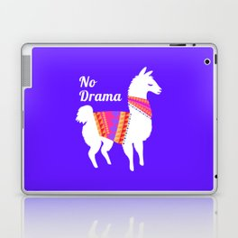 No Drama Llama Laptop & iPad Skin
