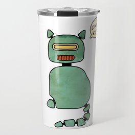 RoboCat – Limited Edition Travel Mug