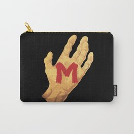 The Hand and the Murderer Carry-All Pouch