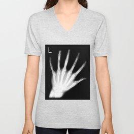 Extra Digit X-Ray Unisex V-Neck