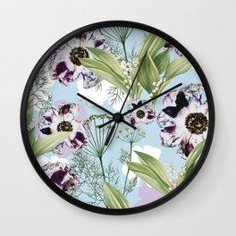 Kaya #society6 #buyart Wall Clock