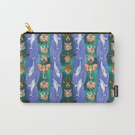 Wild animals Carry-All Pouch