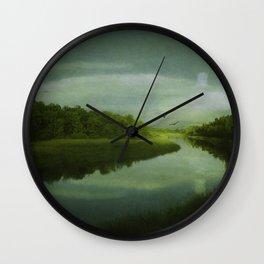 Darling, so it goes. Wall Clock