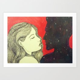 To love Art Print